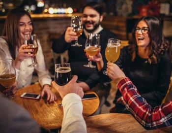 Wilmington Winter Wine and Beer Walk 2020