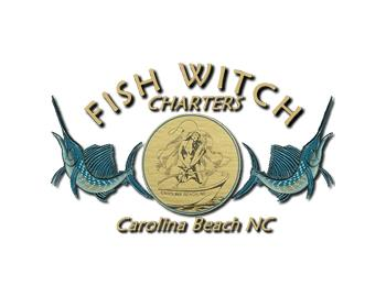 Fish Witch Charters Logo