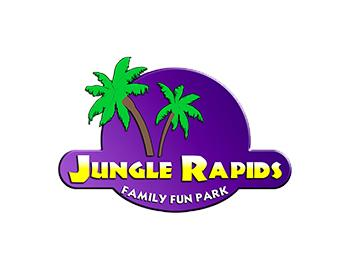 Jungle Rapids Family Fun Park Logo