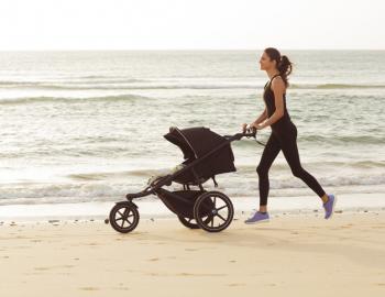 beach jog stroller rentals