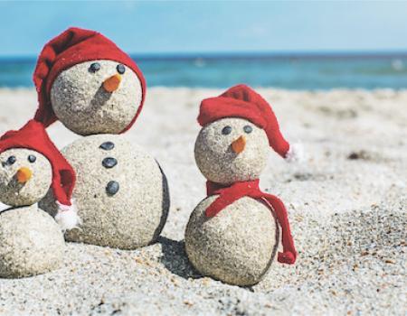christmas in north carolina, christmas by the sea carolina, holidays at the beach nc, holidays in north carolina
