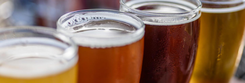 Craft Beer Flight Glasses