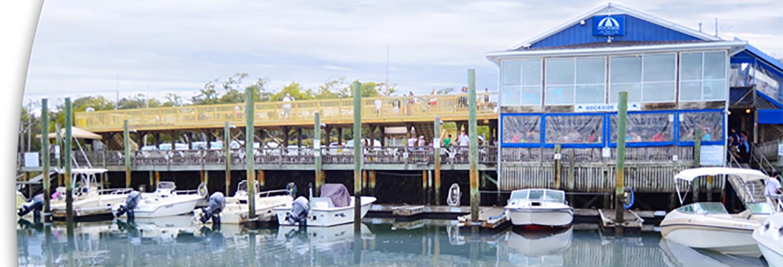 Dockside Restaurant and Marina