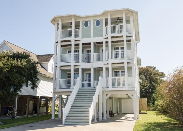 C095 The Mona Lisa   Carolina Beach, NC Vacation Rentals