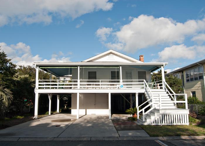 W126 Fisher Cottage Wrightsville Beach, NC