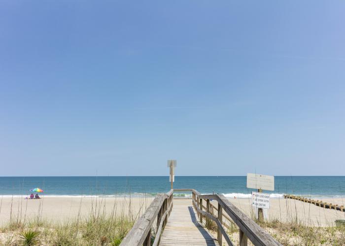 K029 Campos Condo Kure Beach, NC Vacation Rentals
