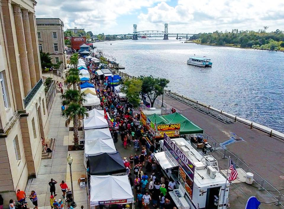 2018 Wilmington Riverfest