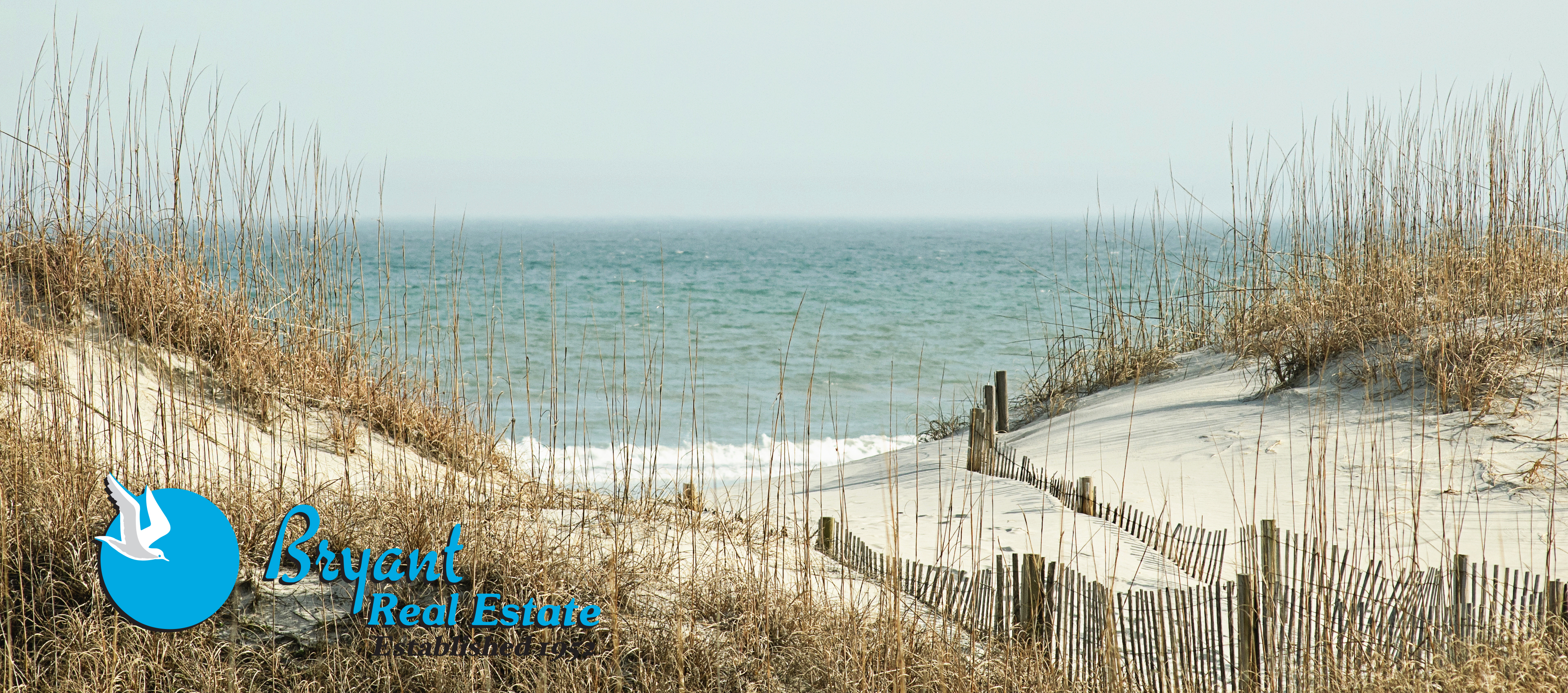 Bryant Real Estate | Winter at the Beach