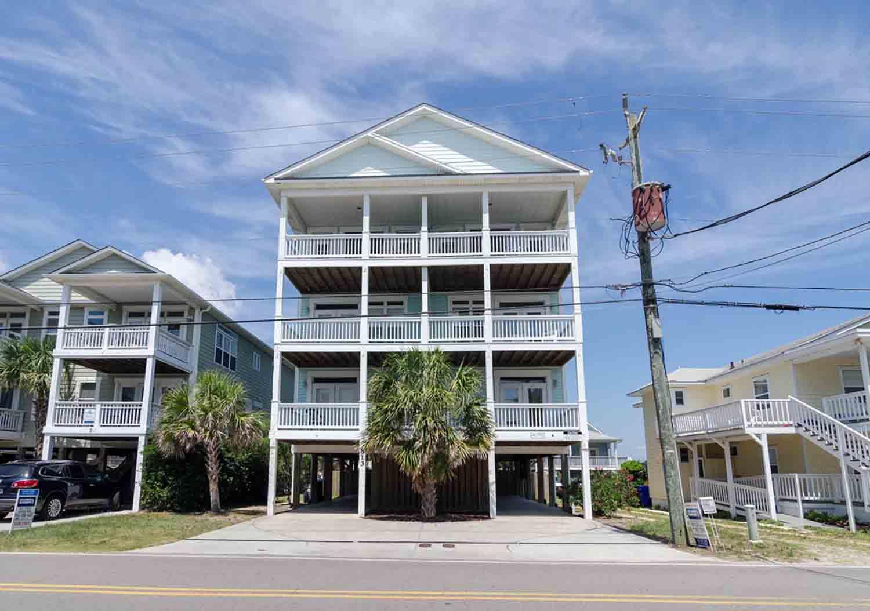 Carolina girl beach house rental