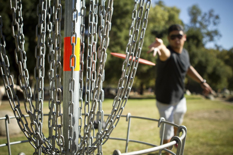 Good Hops Brewing Disc Golf